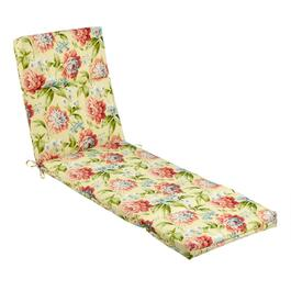 Garden Party Indoor/Outdoor Hinged Chaise Chair Pad