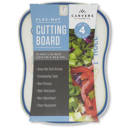 Carvers Kitchen Company Flex-Mat Cutting Boards, Set of 4 view 1