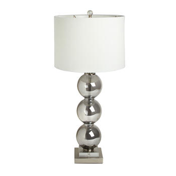 "28"" Glass Orbs Table Lamp view 1"