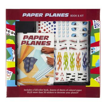 Paper Planes Book & Kit view 2