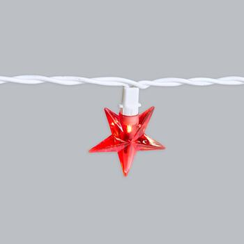 12' All-American Star String Lights, Set of 2 view 2