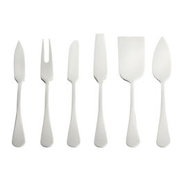 Cheese Knife Serving Set, 6-Piece view 1