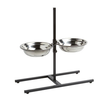 Feed Adj Feeder W/bowls view 1