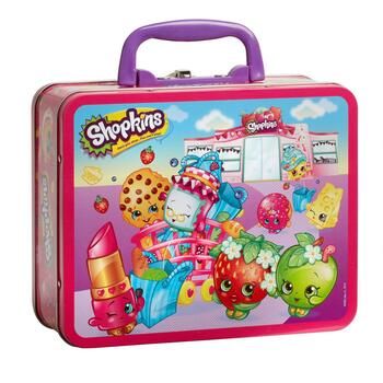 Shopkins™ Puzzle and Lunch Box Set