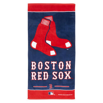 "30""x60"" MLB Boston Red Sox™ Cotton Beach Towel view 1"
