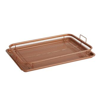 As Seen On TV Copper Chef™ Copper Crisper view 2 view 3