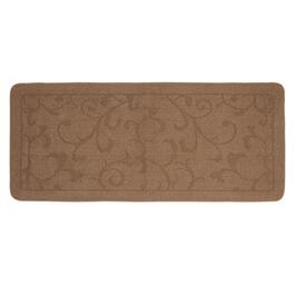 Brown Ivy Textured Accent Rug