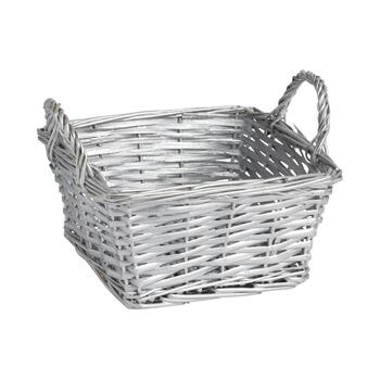 Willow Rectangular Storage Basket