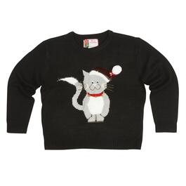 Christmas Cat Ugly Holiday Sweater