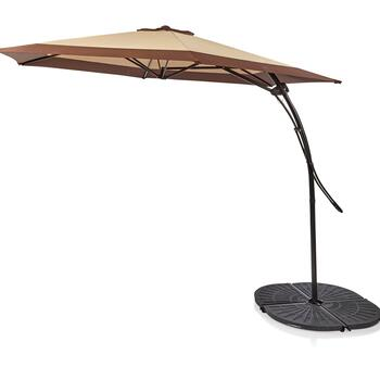 Offset Umbrella & Base
