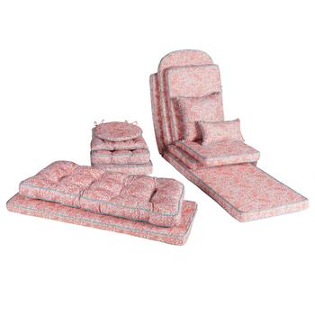 Vera® Dahlia Indoor/Outdoor Chair Cushions Collection