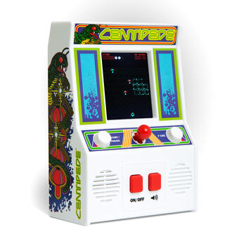 Centipede Handheld Arcade Game view 2