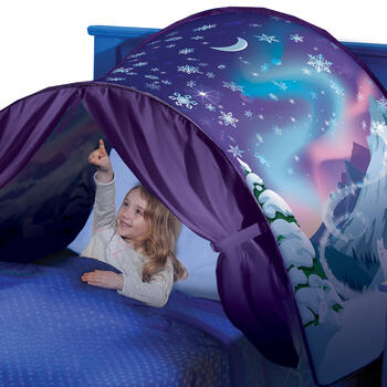 As Seen on TV Twin Size Winter Wonderland Dream Tents™ view 1