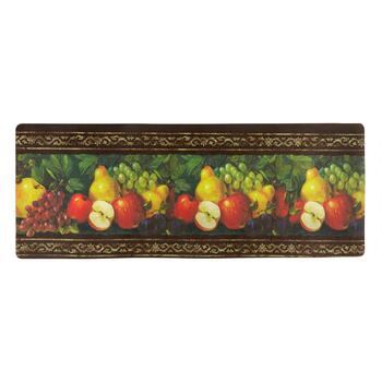 "18""x47"" Colorful Fruit Anti-Fatigue Floor Mat"