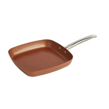 "As Seen on TV Copper Chef® 11"" Square Nonstick Frying Pan"