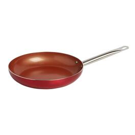 Stainless Steel/Copper-Lined Nonstick Frying Pan