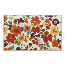 Mohawk Home Rainbow Floral Kitchen Mat view 1