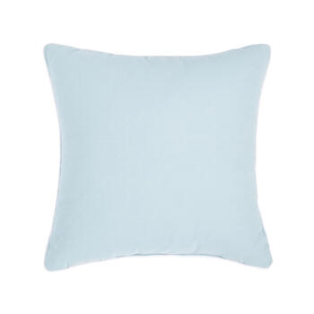 """Without a Dog"" Square Throw Pillow view 2"