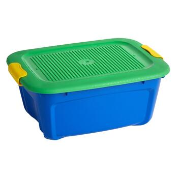 12-Qt. Build & Store Blocks Container