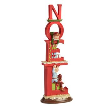 "Kathy Ireland® ""Noel"" Elves Decor"