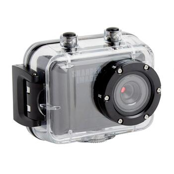 Sharper Image Hd Action Camera With Waterproof Case Christmas