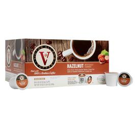 Victor Allen's® Hazelnut Coffee Pods, 80-Count