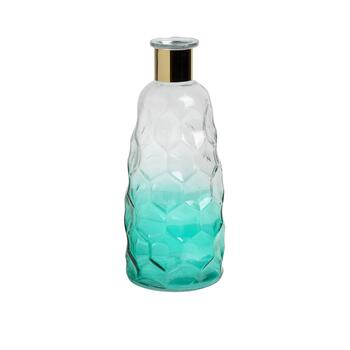 "12"" Honeycomb Glass Bottle"