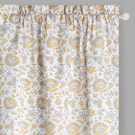 "84"" Springfield Rod Pocket Window Curtains, Set of 2 view 1"