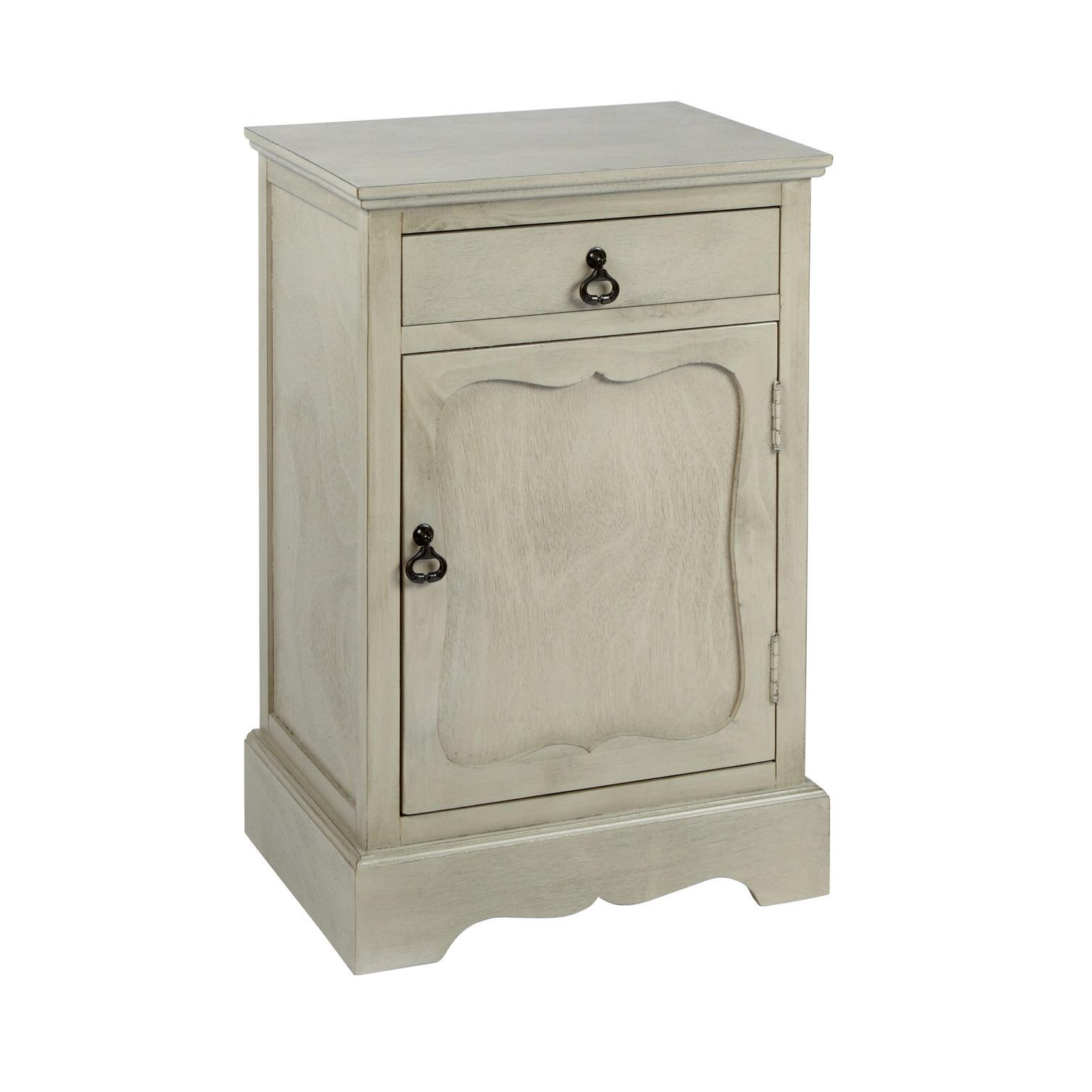 The Grainhouseu0026trade; Gray 1 Door/1 Drawer Cabinet