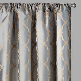 Kendall Room Darkening Window Curtains, Set of 2