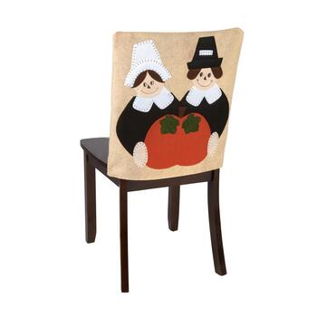 Pilgrim Couple Chair Covers, Set of 2