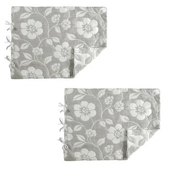 Flora Standard Pillow Shams, Set of 2