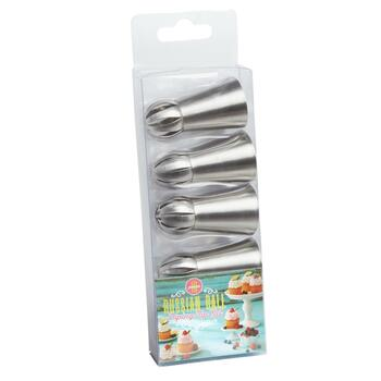 Russian Ball Piping Tip Set, 10-Piece