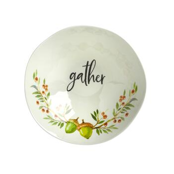 """Gather"" Heavyweight Melamine Bowls, Set of 4 view 2"