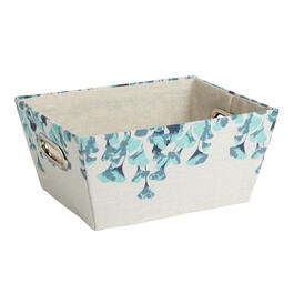 The Grainhouse™ Blue Floral Storage Bin view 1