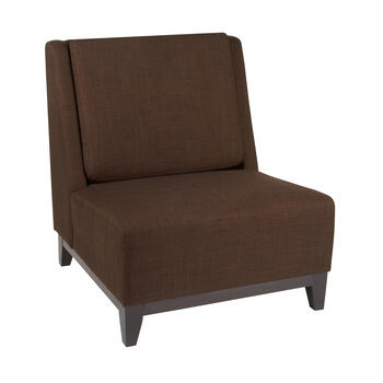 Java Upholstered Merge Accent Chair view 1