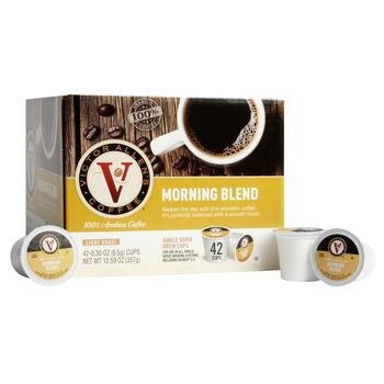 Victor Allen's® Morning Blend Coffee Pods, 42-Count view 1