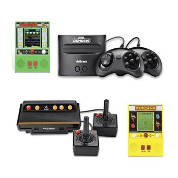 Retro Consoles & Handheld Games