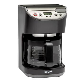 KRUPS® Precision 12-Cup Programmable Coffee Maker