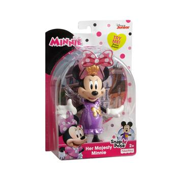Disney® Her Majesty Minnie Snap N' Pose Doll