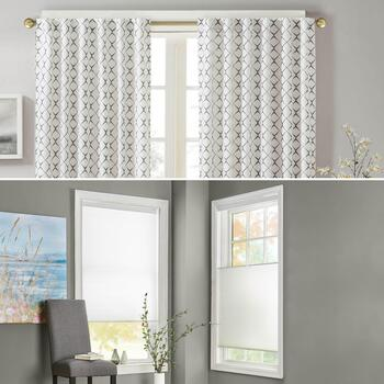 Heavyweight Panel Pairs & Cordless Shades