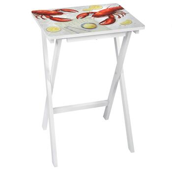 Lobster Folding Tray Table