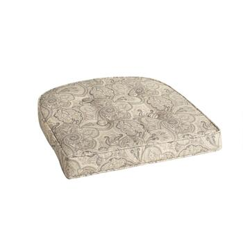 Traditions by Waverly® Paisley Indoor/Outdoor Tufted Seat Pad