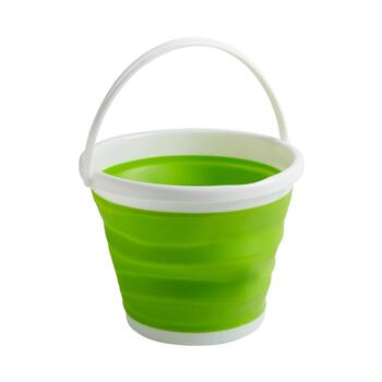 10-Liter Collapsible Beach Bucket