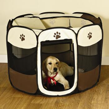Extra-Large Portable Pet Playpen view 2