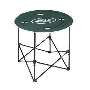 NFL New York Jets Folding Table