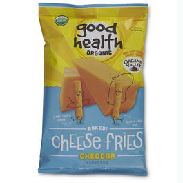 Good Health Organic Baked Cheddar Cheese Fries view 1