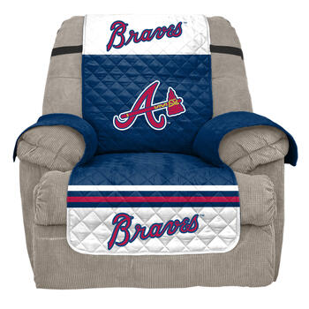 Team Braves Recliner view 1