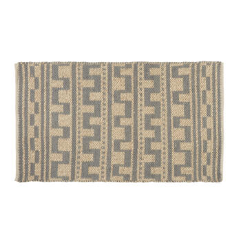 "27""x42"" Mixed Stripe Wool Accent Rug view 1"