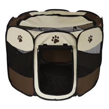 Extra-Large Portable Pet Playpen